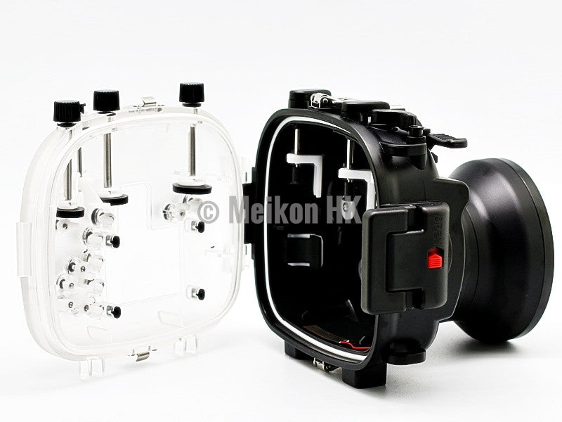 Fujifilm X-T1 (18-55) 40m/130ft Meikon Underwater Camera Housing