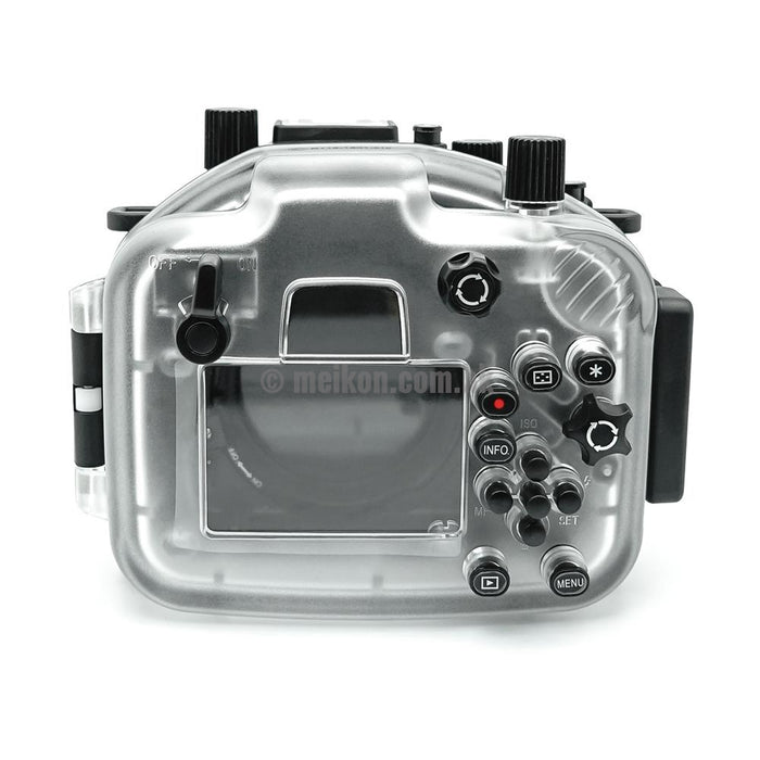 EOS M5 ( 22mm ) 40m/130ft SeaFrogs Underwater Camera Housing