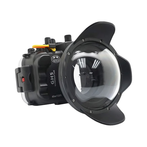 Panasonic Lumix GH5 & GH5 S 40m/130ft Underwater Camera Housing with Dry Dome Port