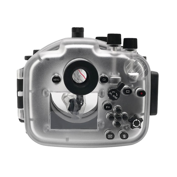 Sony A7 II NG V.2 Series 40M/130FT Underwater camera housing (Standard port) Black