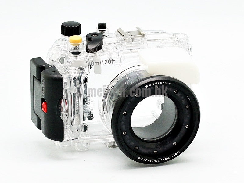 Sony DSC RX100 II Underwater camera housing case main view