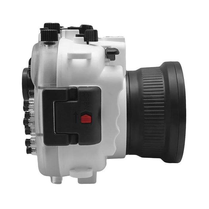 Fujifilm X-T3 40M/130FT Underwater camera housing kit FP.1 (White)