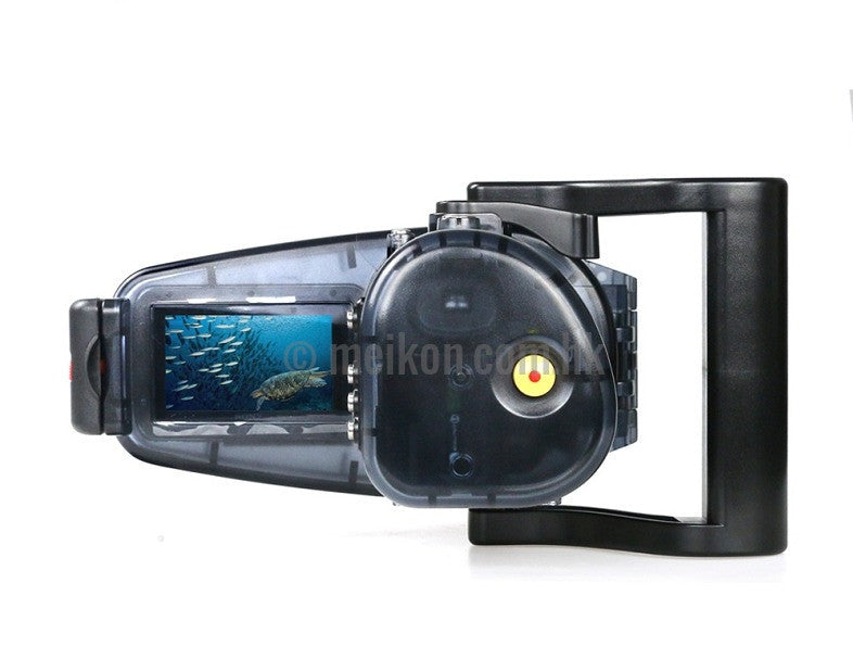 Meikon 40m/130ft FDR-AXP55 Underwater video camera housing