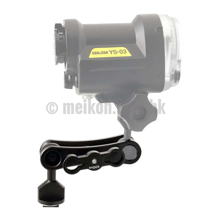 Underwater Video light / Strobe mounting system MS2