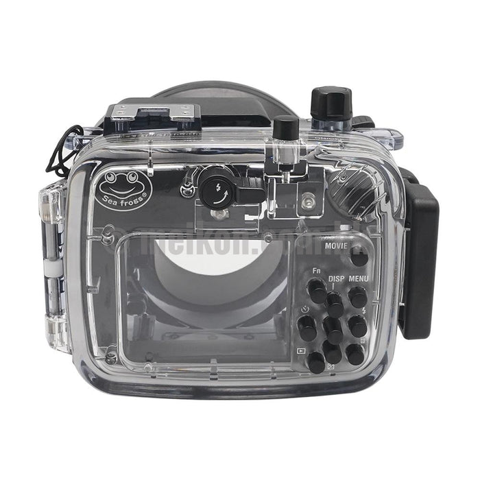 Sony DSC-RX100 VI 60m/195ft SeaFrogs Underwater Camera Housing