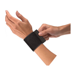 Elastic Wrist Support w/Loop-Mueller® - Prime Medical Supplies