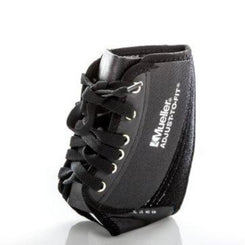 Adjust-To-Fit Ankle Brace Black Mueller® - Prime Medical Supplies