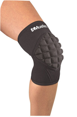 Mueller® Pro Level™ Knee Pad with Kevlar (single)