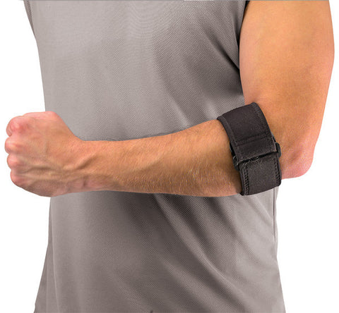 Tennis Elbow Support with Gel Pad-Mueller® - Prime Medical Supplies