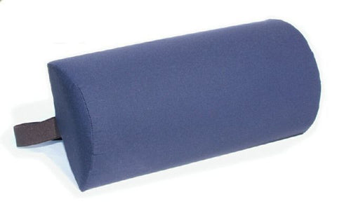 Lumbar D-roll with strap