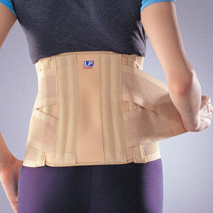 LP® Lumbar Support with Stays - Prime Medical Supplies