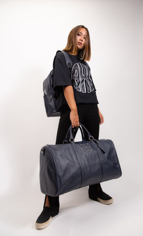 Adonis King Collection Navy Keeper 21 Duffle Bag