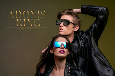 Adonis King Collection Sunglasses campaign