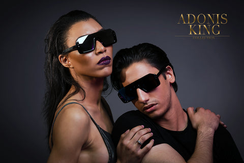 Adonis King Sunglasses Photoshoot