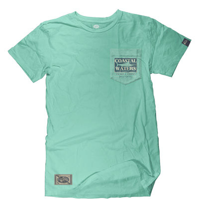 Bait & Switch Pocket Tee - Lucite Green