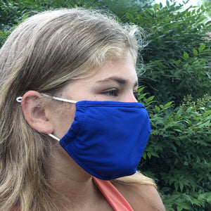 Reusable Face Mask Blue