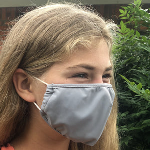 Reusable Face Mask Grey