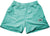 Coastal Waters Long Patch Short - Mint Green