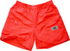 Coastal Waters Long Patch Short - Red