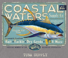 Load image into Gallery viewer, Tuna Supply Pocket Tee - Titanium