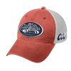 CW Trucker Hat - Fiesta Red