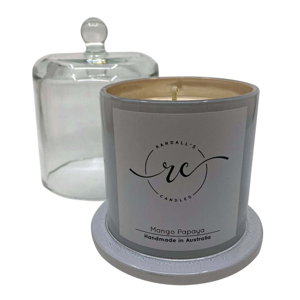 Dome Soy Candle