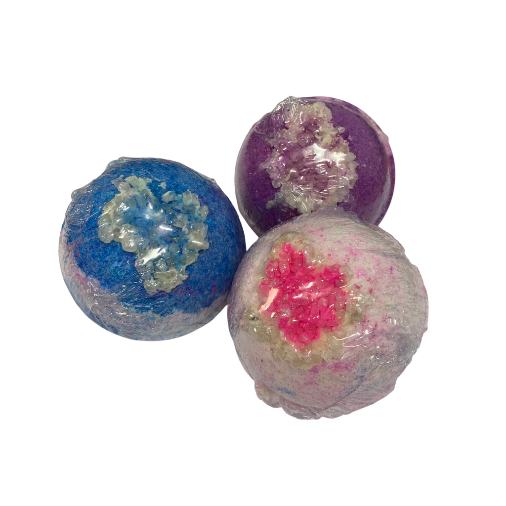 Geode Bath Bombs