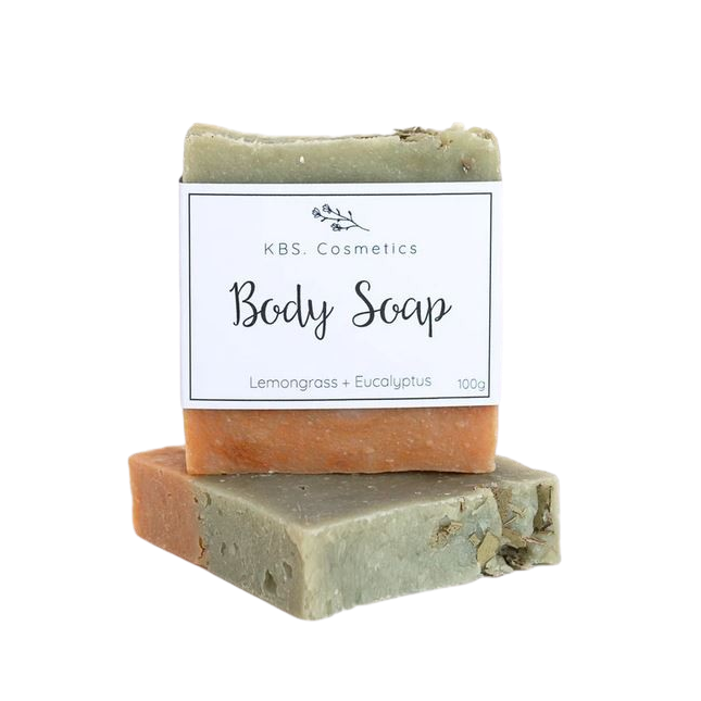 Lemongrass & Eucalyptus Soap