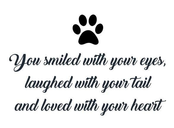 Sympathy Pet Quote Canlde
