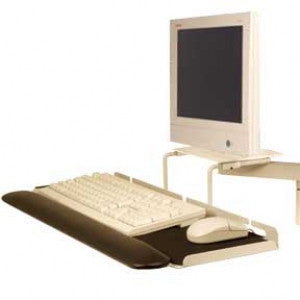 Innovative Model 8138 Left or Right-handed Keyboard Platform