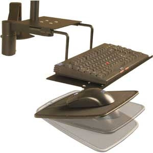 Innovative Model 8057 Left or Right-handed Mouse tray with Tilt option