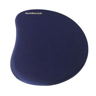 Goldtouch Gel Filled Mouse Pad - Navy Blue GT6-0003
