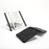 Goldtouch Go!2 Mobile Keyboard and Notebook Stand Bundle GTLS-0099