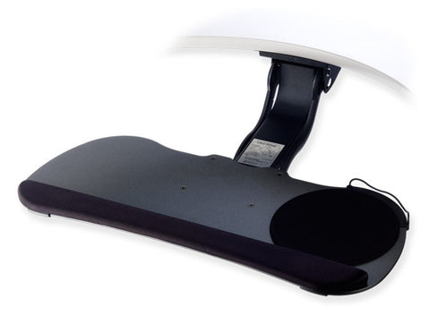 Intellaspace Tilt-A-Wheel Cobra Keyboard Tray for Sit to Stand  27226