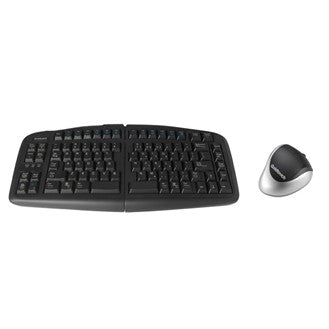 Goldtouch V2 Adjustable Keyboard & Comfort Mouse Bundle GTF-KRH-BTD
