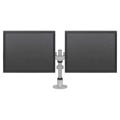 Innovative 9124-FM - EURO Series - Side-by-side flat panel mount