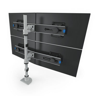 Innovative Two-Tier Dual LCD Mount - 9136-Switch-D-FM
