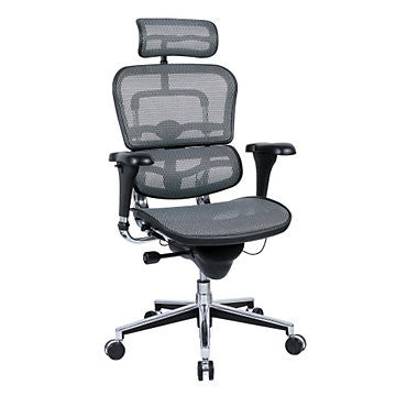 Eurotech Ergohuman Mesh Office Chair With Headrest ME7ERG