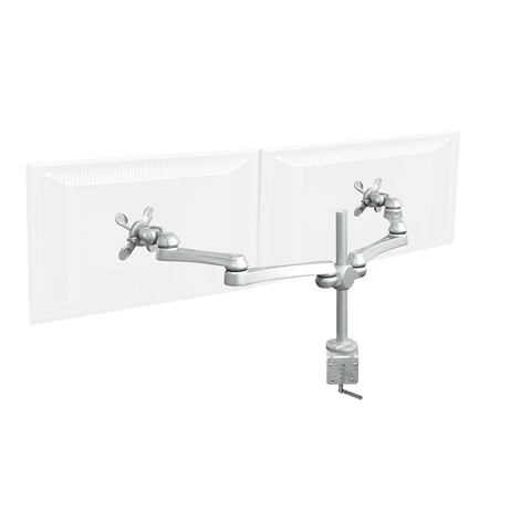 ESI Dual Mounted Monitor Arm MMFS2