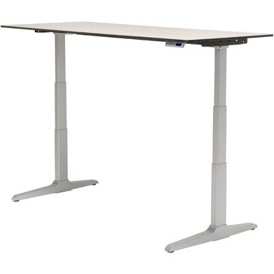 WorkRite Sierra HX Rectangular Desk SEHX