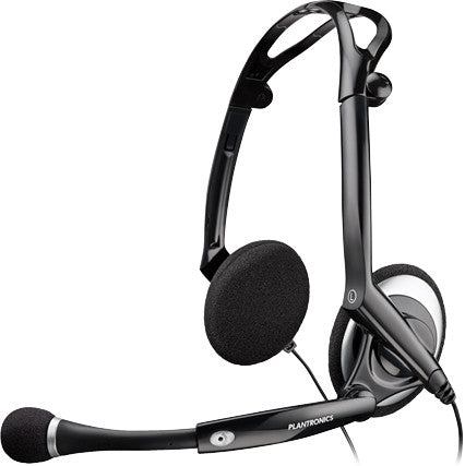 Plantronics .Audio DSP 400 Foldable PC Headset 76921-11