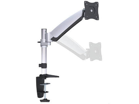 Ergotech One-Touch Counterbalance Single Monitor Arm 320-C14-C011