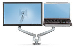 ESI Arm with Laptop Tray EDGE2COMBO