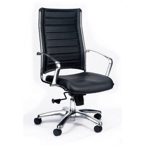 Eurotech Europa Leather High Back Office Chair LE811
