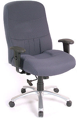 Eurotech Excelsior 350 Executive Fabric Chair BM9000