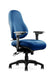 Neutral Posture Large Seat /Minimal Contour High Back Ergonomic Chair NPS8800