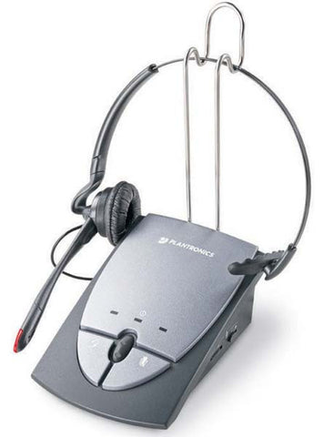 Plantronics S12 Telephone Headset System 65145-01