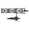 The Winston Quad Clamping Sit-Stand Workstation WNST-4-CM