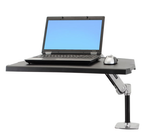 Ergotron WorkFit-P Sit-Stand Workstation Mounting Kit 24-383-026