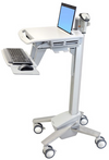 Ergotron StyleView EMR Laptop Cart SV40-6100-0